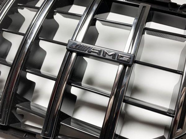 Решетка радиатора Mercedes Benz amg W205 GT