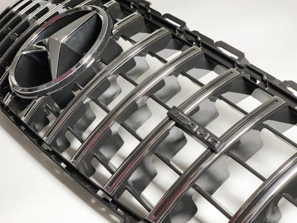 Решетка радиатора Mercedes GT 205