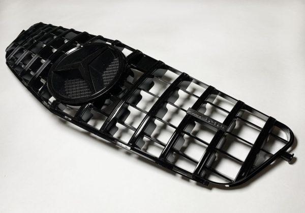 решетка радиатора mercedes w204 c class GT