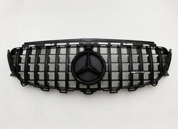 Решетка радиатора mercedes w213