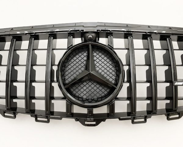 Решетка радиатора mercedes w213 GT